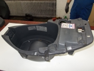 Piaggio Zip 125 Helmfach