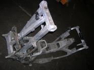 BMW C1 Rahmen mit Papiere und Tüv
