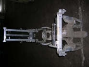 BMW C1 Rahmen