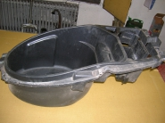 Piaggio NRG 50 C45 Helmfach