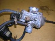 Italjet Formula 50 Gasgriff + Schalter rechts